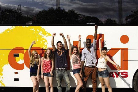 Contiki Holidays: afforable tours for youngtravelers