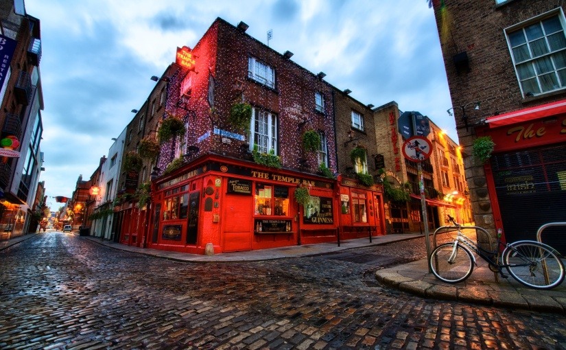 How we're squeezing in a weekend trip to Dublin