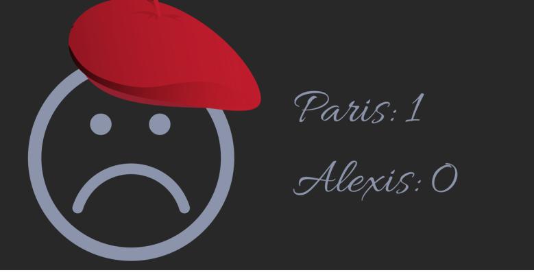 Paris Won