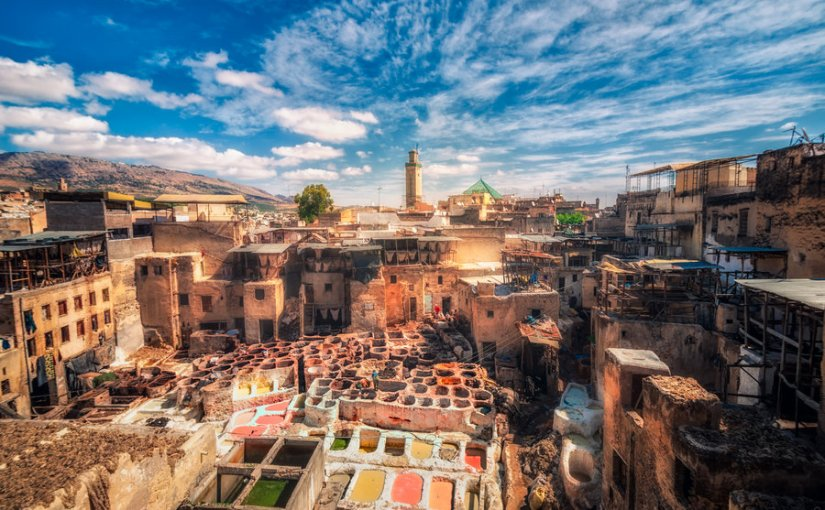 I won a trip to Morocco — and I'm leaving in 2 days!