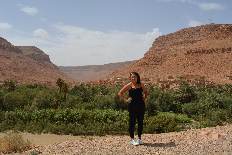 What makes the Sahara Desert, A desert?