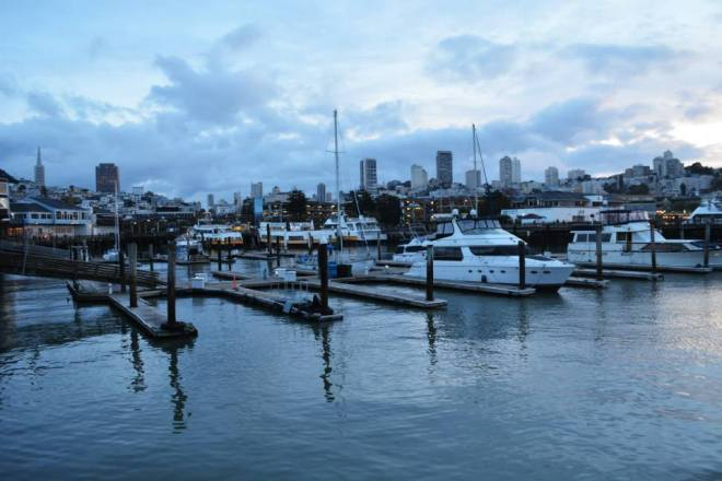 Pier 39 Fisherman's Warf San Francisco