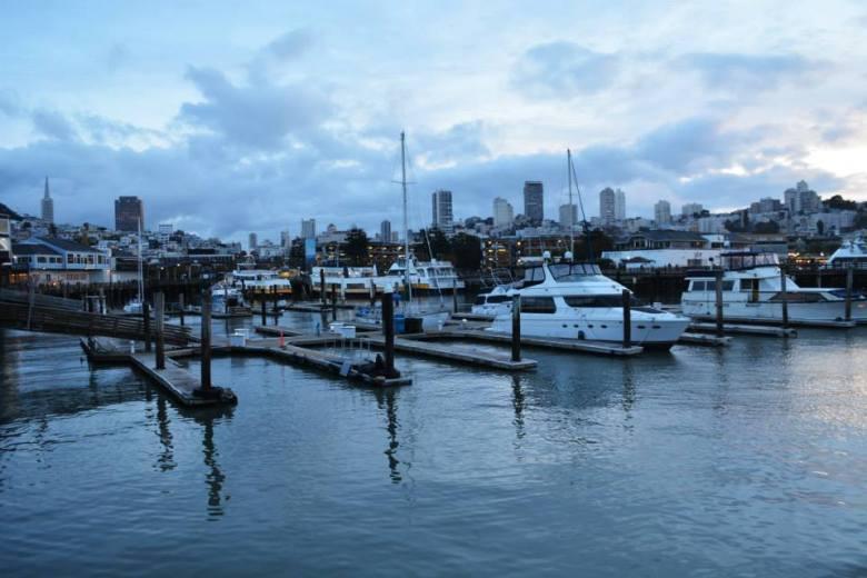 Pier 39 Fisherman's Warf San Francisco