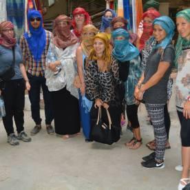 Morocco Scarves