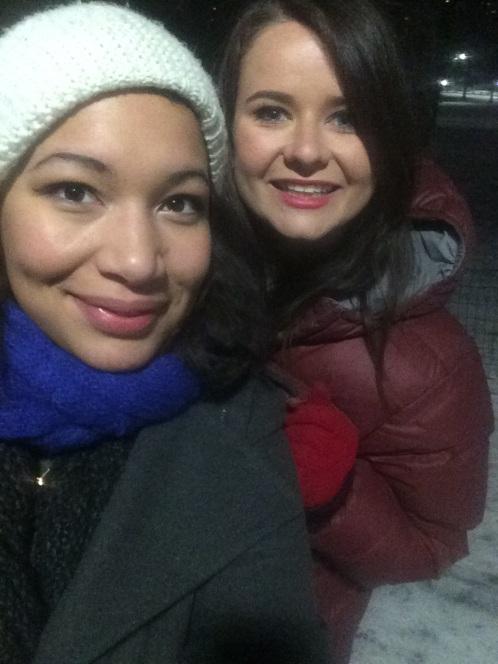 Selfie in Central Park!