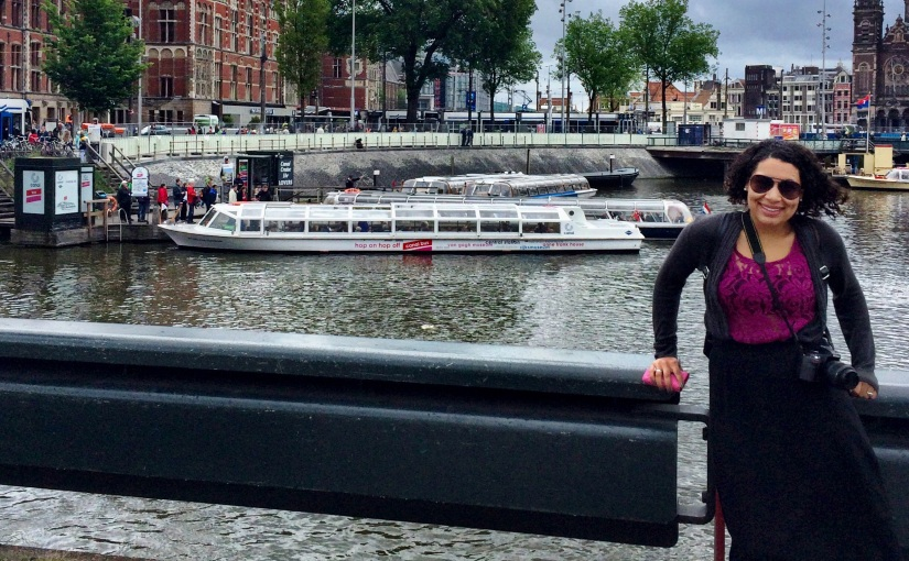 Amsterdam Part 2 – Red Light District, flea markets and new friends