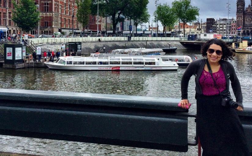 Amsterdam Part 2 – Red Light District, flea markets and newfriends