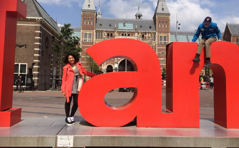 First look at Amsterdam: Canals, Van Gogh Museum and  the Royal Palace