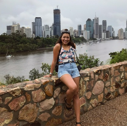 Touristy things in Brisbane.